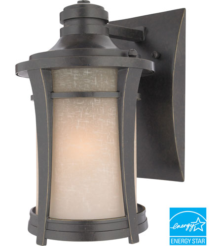 Quoizel HY8407IBFL Harmony 1 Light 11 inch Imperial Bronze Outdoor Wall Lantern in Fluorescent photo