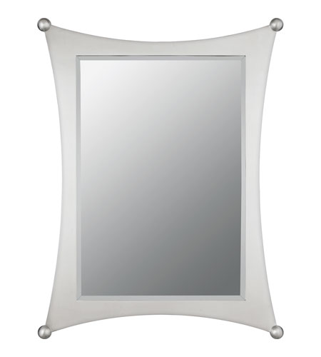 Quoizel Lighting Jasper Mirror in Brushed Nickel JA43225BN