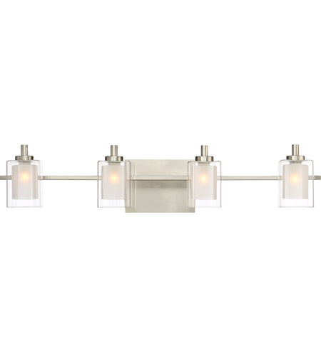 Quoizel KLT8604BNLED Kolt LED 29 inch Brushed Nickel Bath Light Wall Light  photo