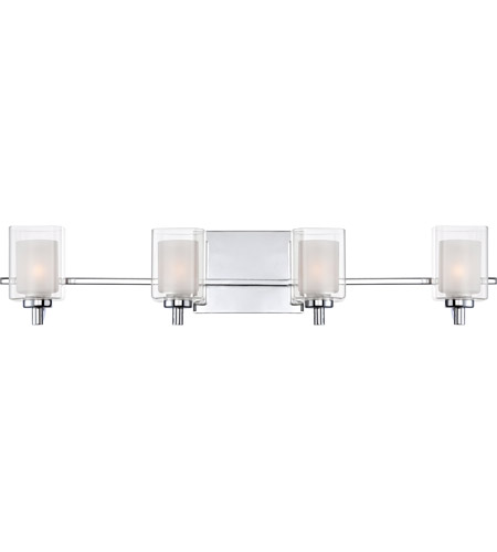 Quoizel KLT8604CLED Kolt LED 29 inch Polished Chrome Bath Light Wall Light photo