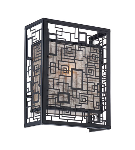 Quoizel lighting kenner 1 light wall sconce in mystic for Home decor kenner