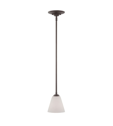 Quoizel Lighting Kara 1 Light Mini Pendant in Western Bronze KRA1506WT photo