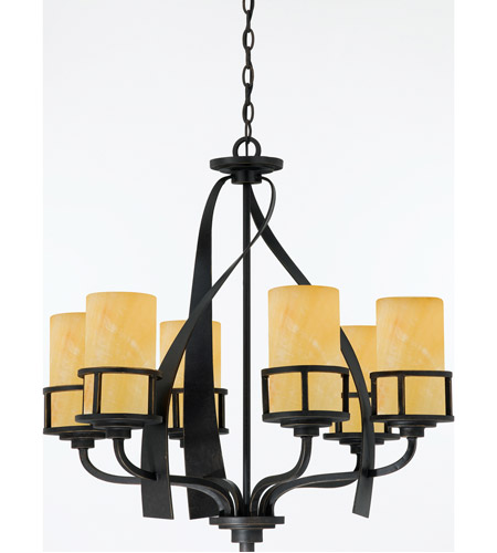 Quoizel KY5006IB Kyle 6 Light 28 inch Imperial Bronze Chandelier – Quoizel Chandelier