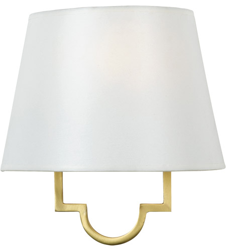 Quoizel LSM8801GY Millennium 1 Light 10 inch Gallery Gold Wall Sconce Wall Light photo