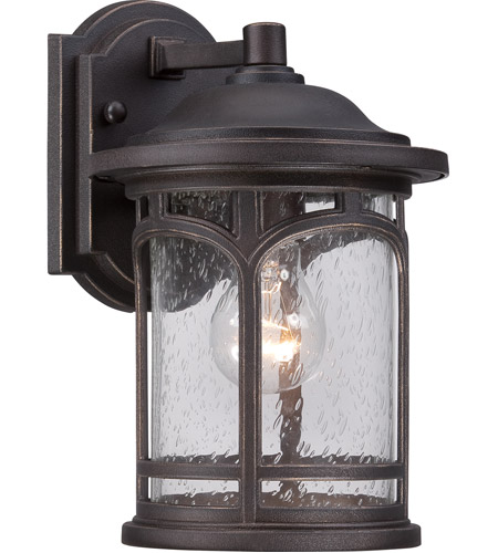 Quoizel MBH8407PN Marblehead 1 Light 11 inch Palladian Bronze Outdoor Wall photo