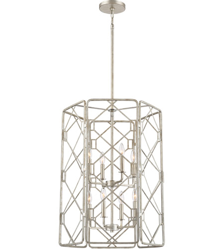 Quoizel mis5208rb mission 8 light 22 inch rubbed silver foyer quoizel mis5208rb mission 8 light 22 inch rubbed silver foyer chandelier ceiling light aloadofball Choice Image