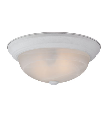 Quoizel MNR1615W Manor 3 Light 15 inch Fresco Semi-Flush Mount Ceiling Light photo