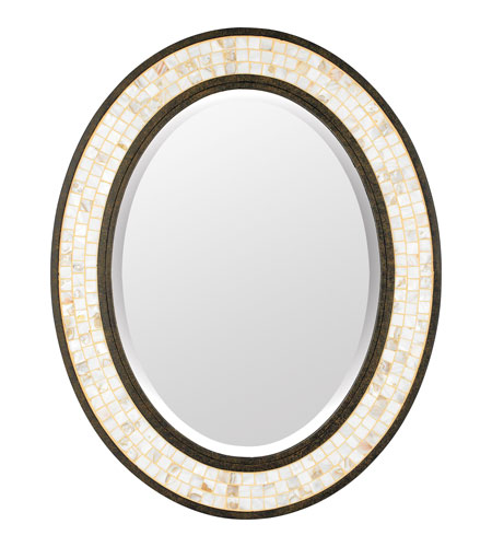 Quoizel Lighting Monterey Mosaic Mirror in Malaga MY430242ML photo