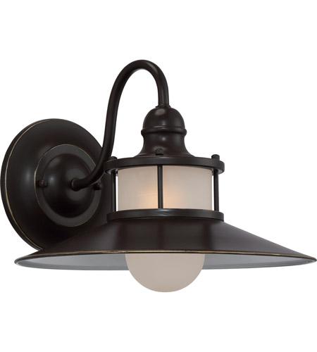 Quoizel Na8414pn New England 1 Light 11 Inch Palladian Bronze Outdoor Wall Lantern