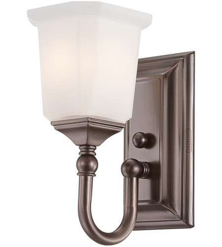 Quoizel nl8601ho nicholas 1 light 7 inch harbor bronze for Z gallerie bathroom lights