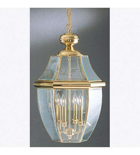 Lovely Quoizel NY1180B Newbury 4 Light 16 Inch Polished Brass Outdoor Hanging  Lantern