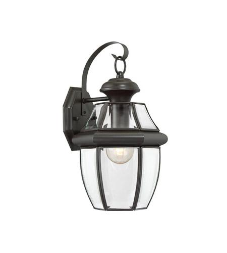Quoizel Outdoor Lighting Newbury: Quoizel NY8316Z Newbury 1 Light 14 Inch Medici Bronze