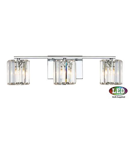 Quoizel PCDV8603CLED Platinum Divine LED 23 inch Polished Chrome ...