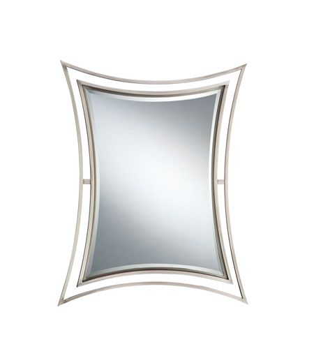 Quoizel Lighting Perry Mirror in Antique Nickel PY43225AN photo
