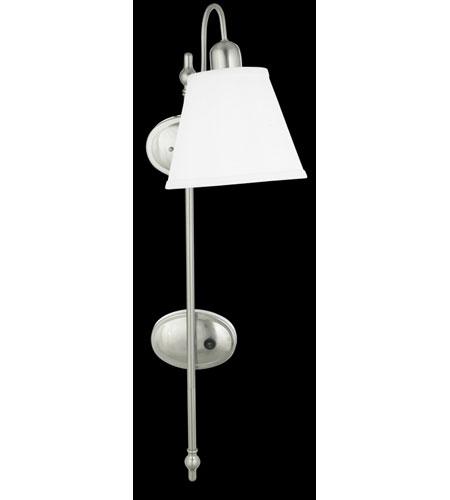 Quoizel quoizel portable lamp 1 light portable wall lights in quoizel quoizel portable lamp 1 light portable wall lights in brushed nickel q1063bn aloadofball Image collections