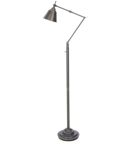 Quoizel lighting portable lamp 1 light floor task lamp in medici quoizel lighting portable lamp 1 light floor task lamp in medici bronze q148fz aloadofball Images