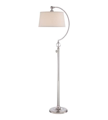 Quoizel q1893fpk signature 57 inch 150 watt polished for 150 watt floor lamp
