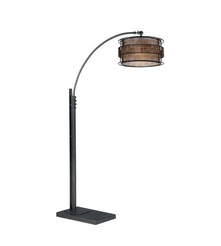 Quoizel q4574a laguna 76 inch 150 watt floor lamp portable for 150 watt floor lamp