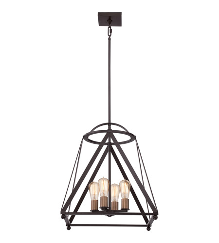 Quoizel qf1829wt signature 4 light 19 inch western bronze foyer quoizel qf1829wt signature 4 light 19 inch western bronze foyer chandelier ceiling light aloadofball Image collections