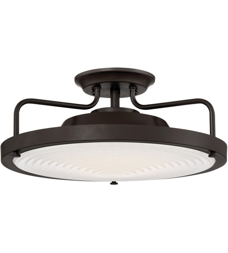 Quoizel QF3178SWT Signature LED 15 Inch Western Bronze