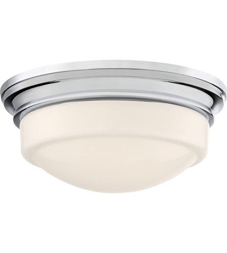 Led 7 Inch Polished Chrome Flush Mount