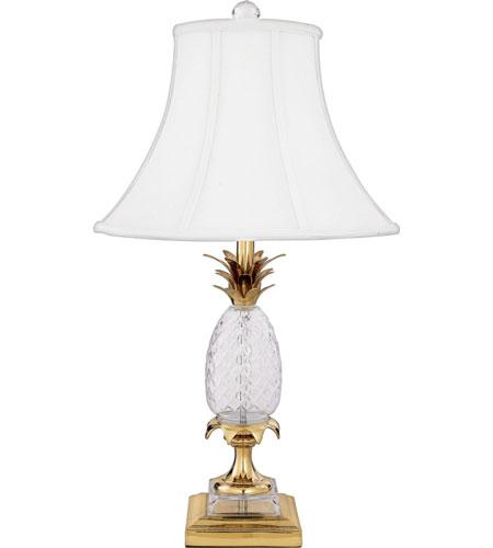 Quoizel Pineapple Table Lamps Qg668b