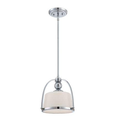 Quoizel Lighting Piccolo 1 Light Mini Pendant in Polished Chrome QPP1401C photo