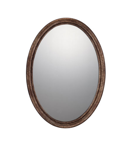Quoizel Lighting Signature Mirror in Dark Silver QR11642 photo