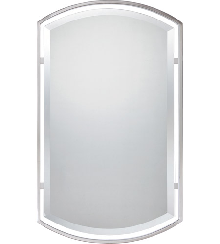 Quoizel QR1419BN Signature 35 X 21 inch Brushed Nickel Mirror Home Decor photo