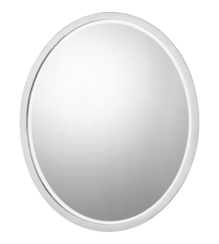 Quoizel Lighting Signature Mirror in Polished Chrome QR42420C photo