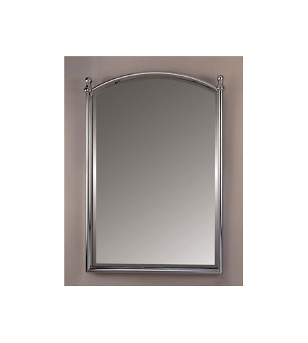 Quoizel Lighting Signature Mirror in Polished Chrome QR45133 photo