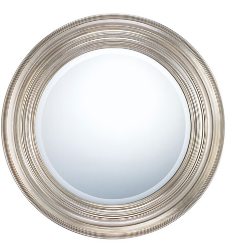 Quoizel Lighting Signature Mirror in Antique Silver QR9801 photo