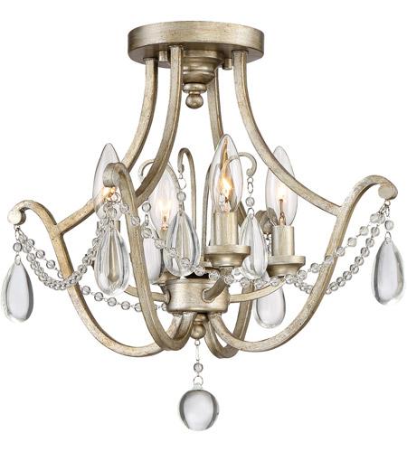 Quoizel reg1716vg regent 4 light 16 inch vintage gold semi flush quoizel reg1716vg regent 4 light 16 inch vintage gold semi flush mount ceiling light aloadofball Images