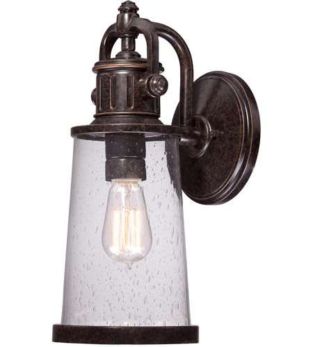 Quoizel SDN8407IB Steadman 1 Light 16 inch Imperial Bronze Outdoor Wall Lantern photo
