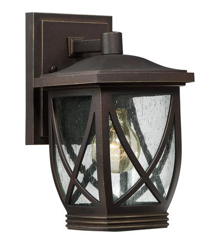Quoizel TDR8406PN Tudor 1 Light 11 Inch Palladian Bronze