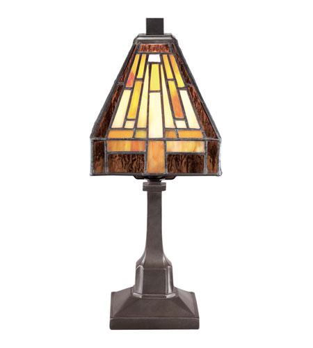Quoizel tf1018tvb stephen 12 inch 25 watt vintage bronze for 12 inch table lamp