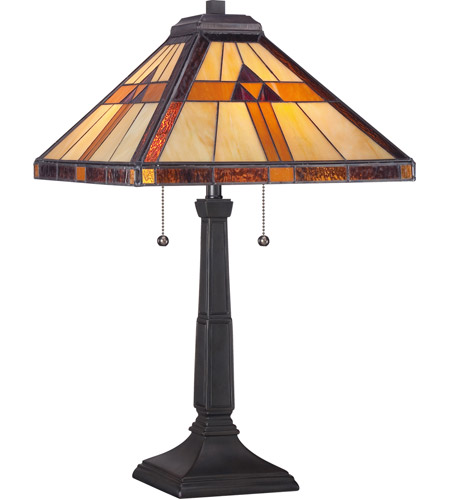 Resin Tiffany Table Lamps