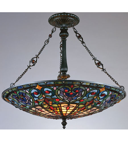 Quoizel® Nautical 3 - Light Chandelier - 103169, Lighting ... |Quoizel Pendant Lighting