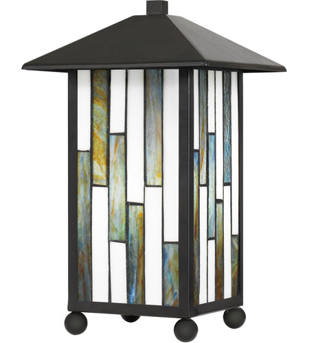 Quoizel Tf4063vb Dormont 14 Inch 60 Watt Vintage Bronze Table Lamp