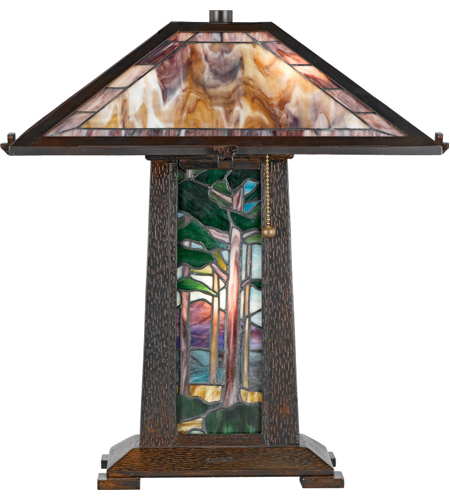 Quoizel Tiffany Table Lamps Tf574t