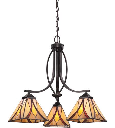 Quoizel Tfas5003va Asheville 3 Light 23 Inch Valiant Bronze Dinette Chandelier Ceiling Naturals Photo