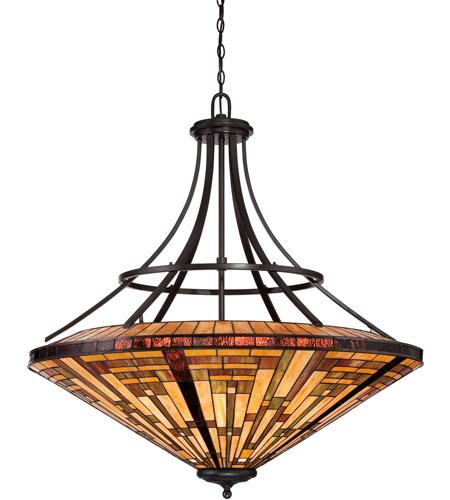 Retro Foyer Lighting : Quoizel tfst vb stephen light inch vintage bronze