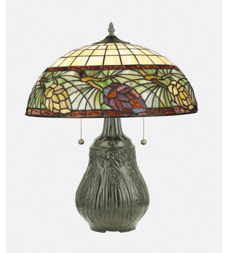Quoizel Pinecone Table Lamps TFT16306AVB