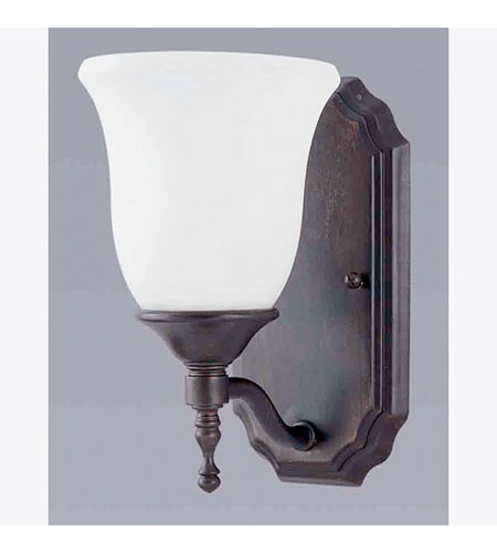 Quoizel Lighting Tritan 1 Light Bath in Copper Bronze TT8741CU photo