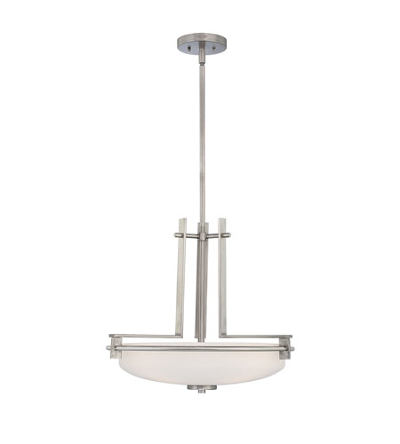 Quoizel Lighting Taylor 4 Light Pendant in Antique Nickel TY2821AN photo