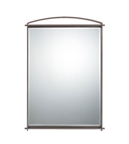 Quoizel Lighting Taylor Mirror in Western Bronze TY43625WT photo