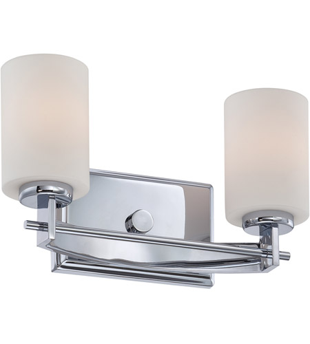 Quoizel Taylor 2 Light Bath Light in Polished Chrome TY8602C photo
