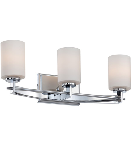 Quoizel TY8603C Taylor 3 Light 21 inch Polished Chrome Bath Light Wall Light photo thumbnail
