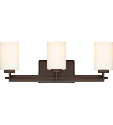 Quoizel ty8603wt taylor 3 light 21 inch western bronze for Z gallerie bathroom lights