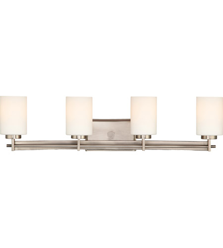 Quoizel TY8604AN Taylor 4 Light 30 inch Antique Nickel Bath Light Wall Light photo